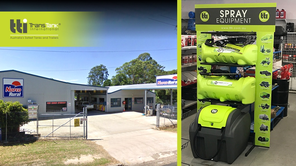 TTi LAD Norco Rural Store - Bowraville NSW